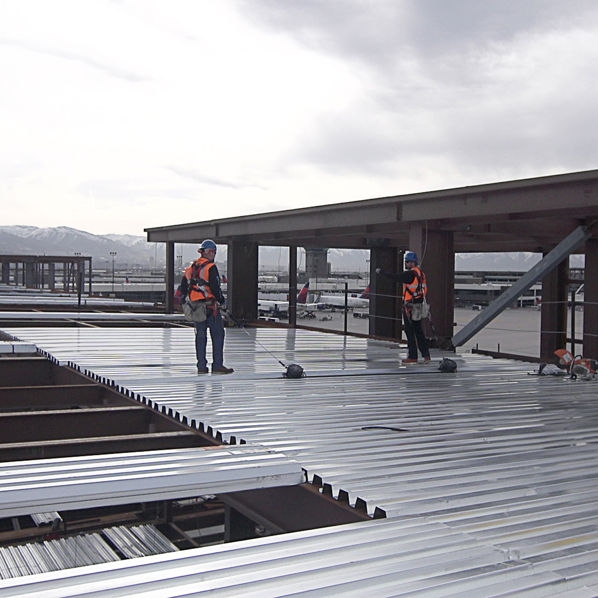 Verco Deck Premier Structural Steel Manufacturer For The West Coast